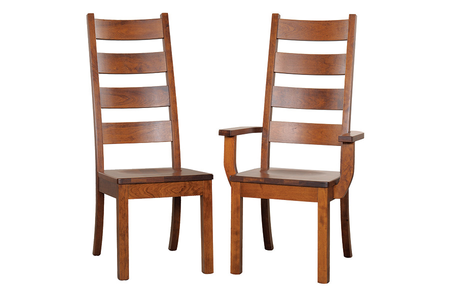 settlers mission dining arm chair and settlers mission dining side chair