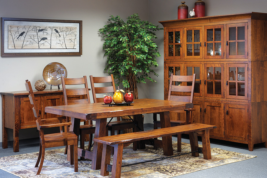 settlers mission dining collection