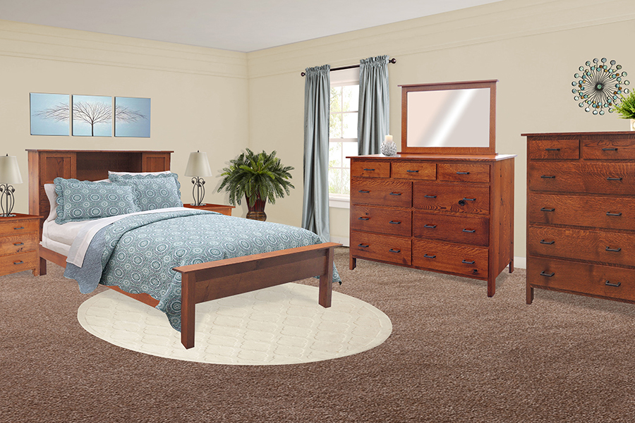 pioneer bedroom collection