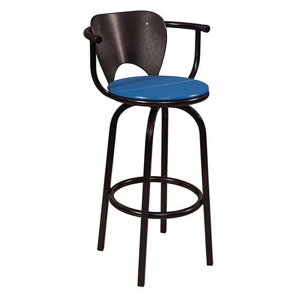 econo swivel bar chair