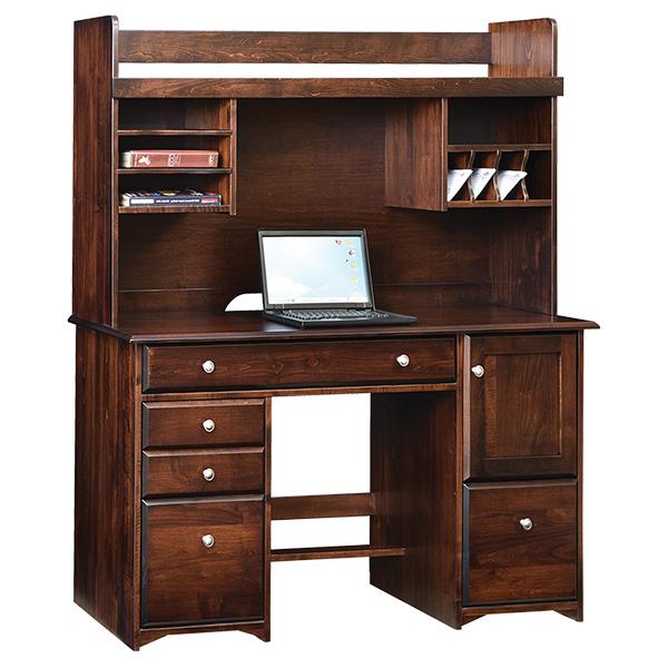 Economy Desk And Hutch