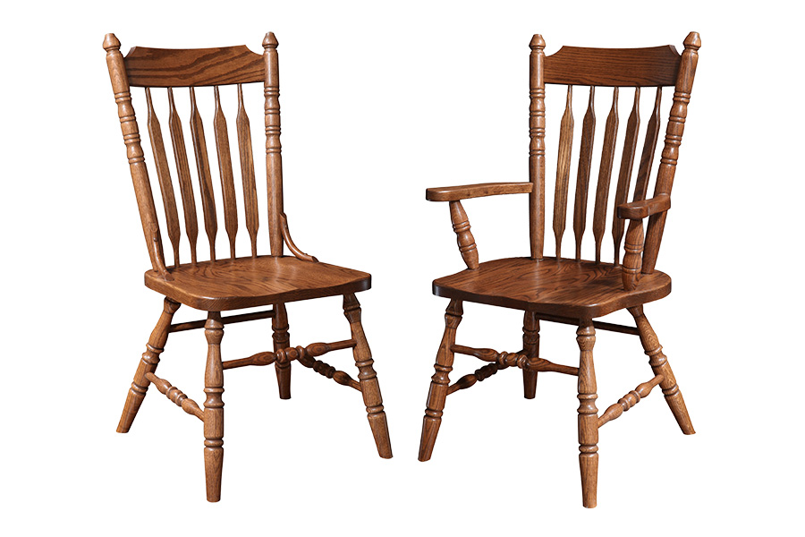 sylvan dining arm chair and sylvan dining side chair