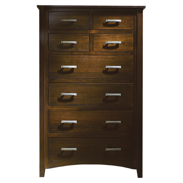 Cambria mission chest of drawers
