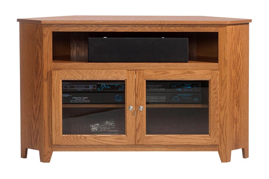 economy corner tv stand