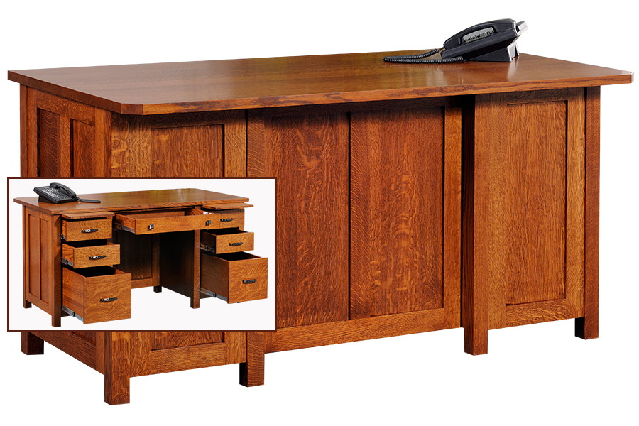 country mission executive desk