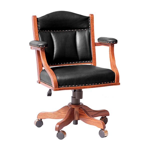 low back desk chair
