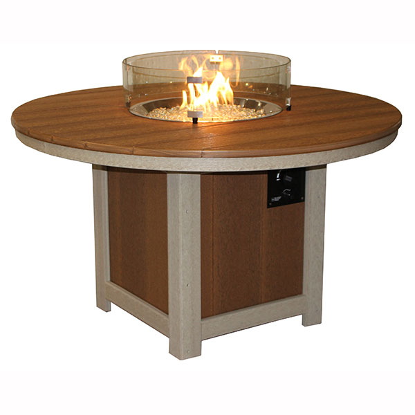 Poly Firepit Table