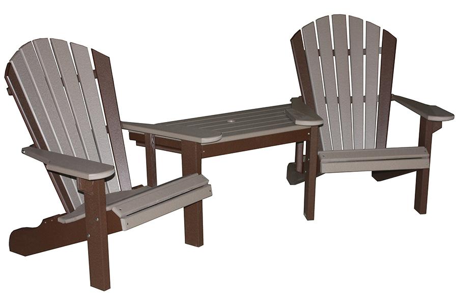 classic beach chair tete a tete