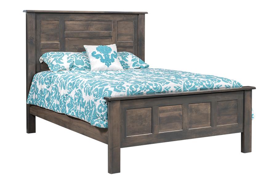 savannah master bed