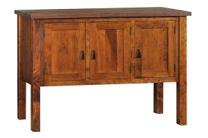 settlers mission sideboard