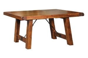 settlers mission dining table
