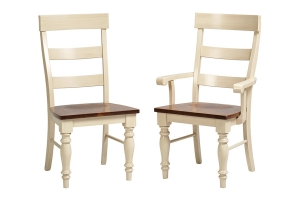 albany dining side chair and albany dining arm chair