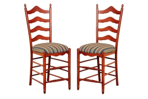 new england bay dining side chair and new england bay dining arm chair