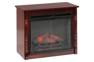 eleganza electric fireplace