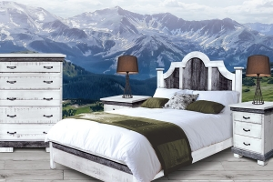 silver state bedroom collection
