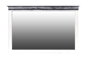 silver slate mirror
