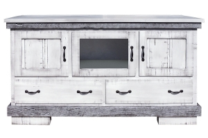 silver slate flat wall tv stand