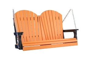 four foot Adirondack swing