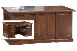 newport executive desk