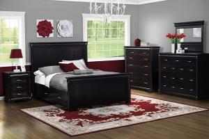 highland ridge bedroom collection