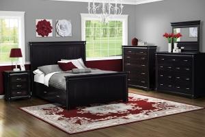 highland ridge bedroom collection