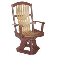 classic swivel chair