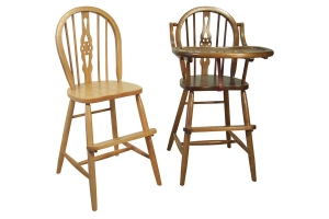 windsor youth chair and windsor high chair