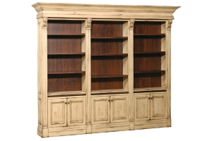 serenity library bookcase