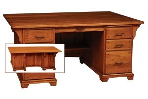 bentley deluxe executive desk