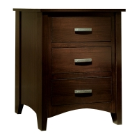 Cambria mission nightstand