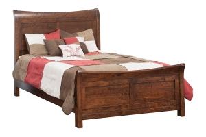 arlington sleigh bed