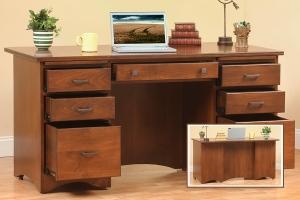 prairie mission executive desk