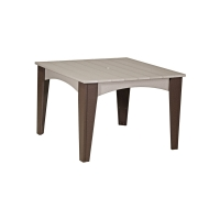 44inch square dining table