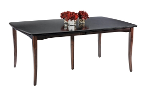 shaker leg dining table