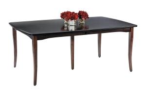 shaker leg dining table