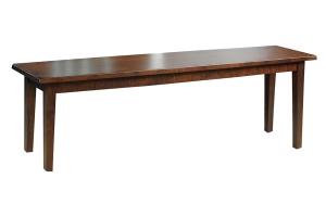 dining leg bench