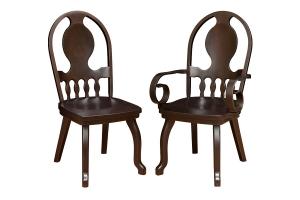 european dining arm chair and European dining side chair