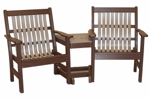 3in1 Low Back Settee