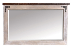 farmhouse heritage mirror