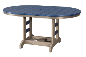 """42"""" x 64"""" Oval Table"""