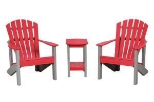 Beachcrest Poly Adirondack Chair