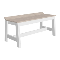 41inch cafe dining bench